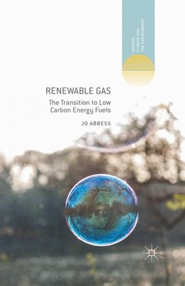 Abbildung von Abbess | Renewable Gas | 1st ed. 2015 | 2016 | The Transition to Low Carbon E...