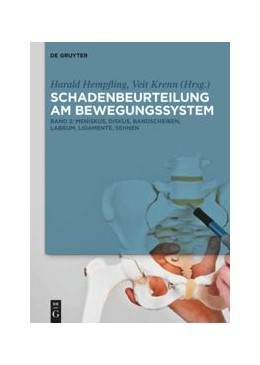 Abbildung von Hempfling / Krenn | Schadenbeurteilung am Bewegungssystem | 1. Auflage | 2016 | beck-shop.de