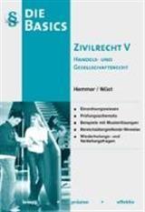 Basics Zivilrecht V | Hemmer / Wüst | 8. Auflage., 2016 | Buch (Cover)