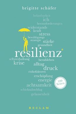 Abbildung von Schäfer | Resilienz. 100 Seiten | 2017 | 20424