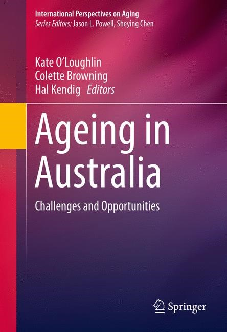 Ageing in Australia | O'Loughlin / Browning / Kendig, 2017 | Buch (Cover)