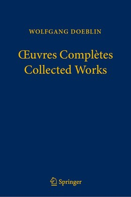 Abbildung von Doeblin / Yor / Bru | OEuvres Complètes-Collected Works | 2020