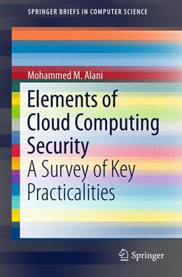 Abbildung von Alani   Elements of Cloud Computing Security   1. Auflage   2016   beck-shop.de