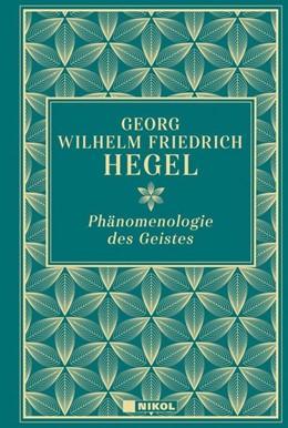 Abbildung von Hegel   Phänomenologie des Geistes   1. Auflage   2016   beck-shop.de