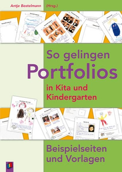 So gelingen Portfolios in Kita und Kindergarten | Bostelmann, 2007 | Buch (Cover)