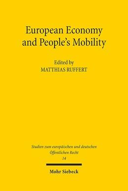 Abbildung von Ruffert | European Economy and People's Mobility | 1. Auflage | 2016 | 14 | beck-shop.de