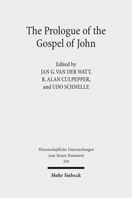 Abbildung von Watt / Culpepper | The Prologue of the Gospel of John | 1. Auflage | 2016 | 359 | beck-shop.de
