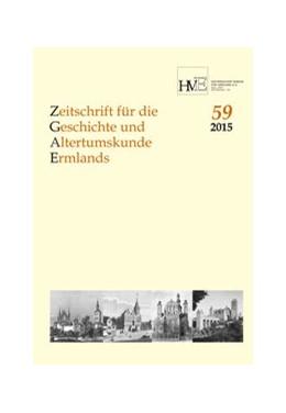 Abbildung von Bömelburg / Karp | Zeitschrift für die Geschichte und Altertumskunde Ermlands,Band 59-2015 | 2016