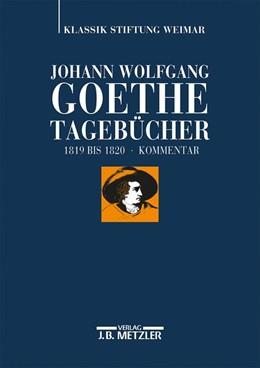 Abbildung von Ludwig / Mangold | Johann Wolfgang Goethe: Tagebücher | 1. Auflage | 2014 | beck-shop.de
