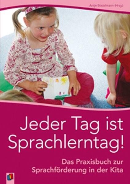 Jeder Tag ist Sprachlerntag! | Bostelmann, 2009 | Buch (Cover)