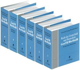 Abbildung von Eberbach / Lange | Recht der Gentechnik und Biomedizin • ohne Aktualisierungsservice | 1. Auflage | 2020 | beck-shop.de
