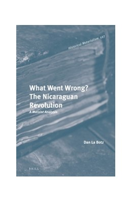 Abbildung von La Botz | What Went Wrong? The Nicaraguan Revolution | 2016 | A Marxist Analysis | 127