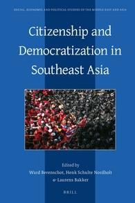 Abbildung von Citizenship and Democratization in Southeast Asia | 2016