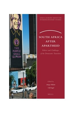 Abbildung von South Africa after Apartheid | 2016 | Policies and Challenges of the... | 17