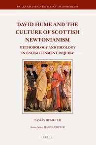 Abbildung von Demeter | David Hume and the Culture of Scottish Newtonianism | 2016