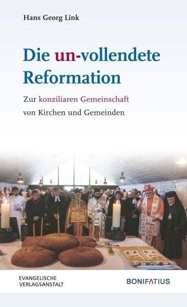 Die un-vollendete Reformation | Link, 2016 | Buch (Cover)