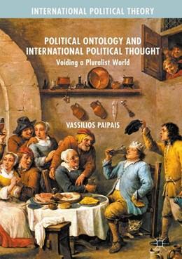 Abbildung von Paipais | Political Ontology and International Political Thought | 1. Auflage | 2016 | beck-shop.de