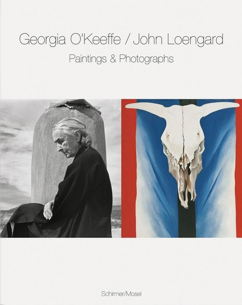Paintings & Photographs | O'Keeffe / Loengard, 2016 | Buch (Cover)
