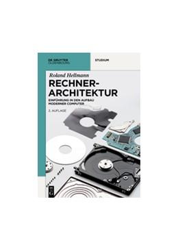 Abbildung von Hellmann   Rechnerarchitektur   2. Auflage   2016   beck-shop.de