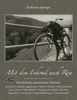 Abbildung von Springer | Mit dem Fahrrad nach Rom | 1. Auflage | 2016 | beck-shop.de