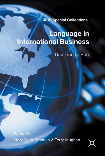 Language in International Business | Brannen / Mughan | 1st ed. 2017, 2016 | Buch (Cover)