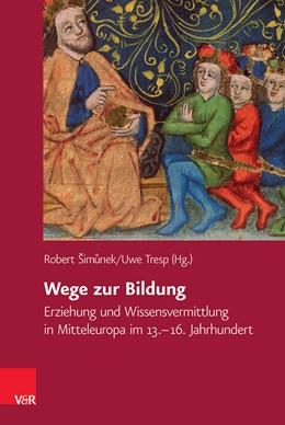 Abbildung von Simunek / Tresp   Wege zur Bildung   1. Auflage   2016   beck-shop.de