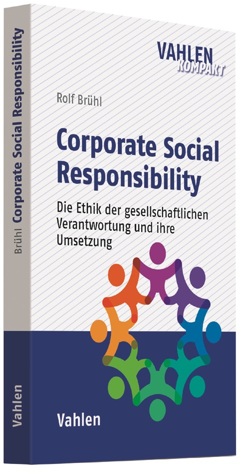 Corporate Social Responsibility | Brühl, 2018 | Buch (Cover)
