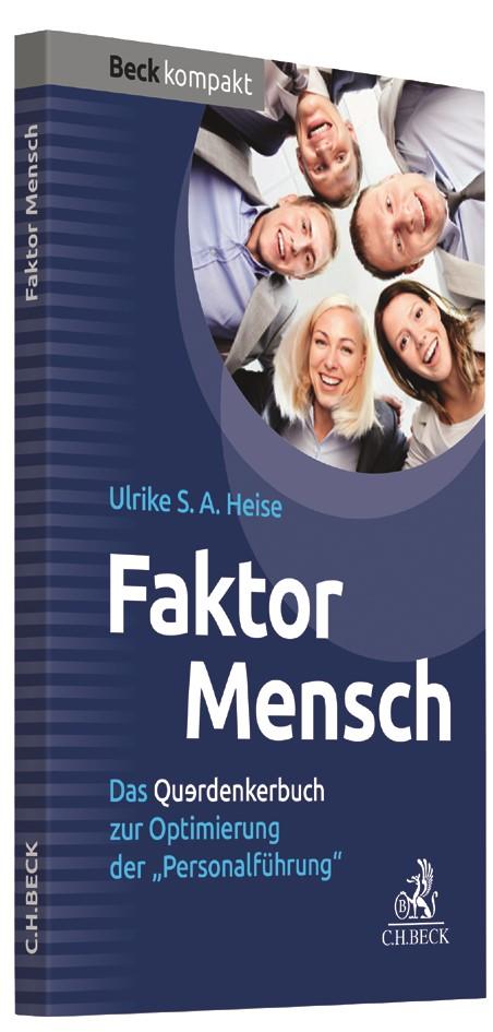 Faktor Mensch | Heise | Buch (Cover)