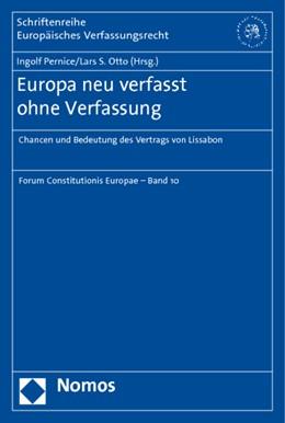Abbildung von Pernice / Otto | Europa neu verfasst ohne Verfassung | 2010 | Chancen und Bedeutung des Vert... | 32