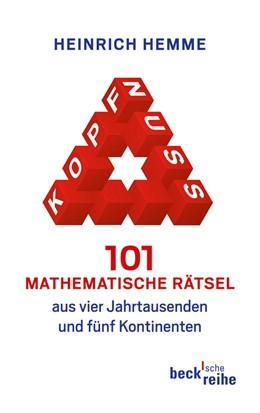 Abbildung von Hemme | Kopfnuss | 2012 | 101 mathematische Rätsel aus v... | 6063