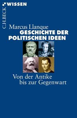 Abbildung von Llanque | Geschichte der politischen Ideen | 2012 | Von der Antike bis zur Gegenwa... | 2759