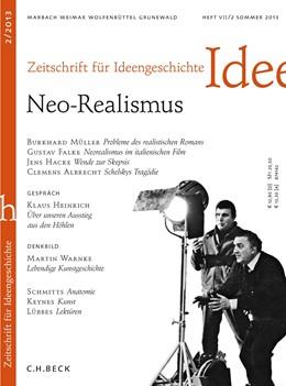 Abbildung von Bauer / Hacke | Zeitschrift für Ideengeschichte Heft VII/2 Sommer 2013 | 1. Auflage | 2013 | beck-shop.de