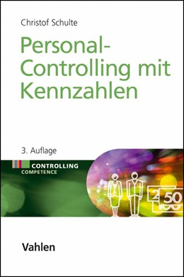 Abbildung von Schulte | Personal-Controlling mit Kennzahlen | 3. Auflage | 2012 | beck-shop.de