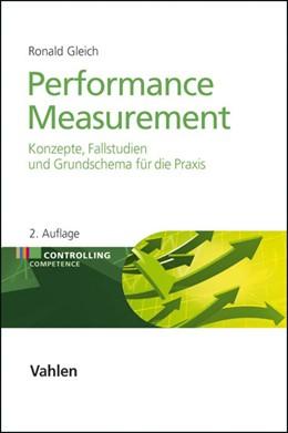 Abbildung von Gleich | Performance Measurement | 2. Auflage | 2011 | beck-shop.de