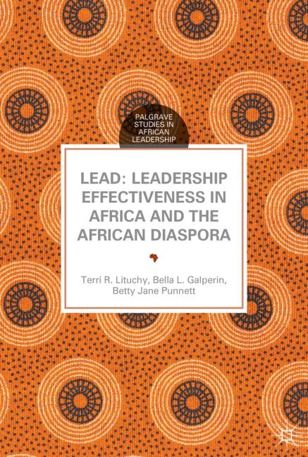 LEAD: Leadership Effectiveness in Africa and the African Diaspora | Lituchy / Galperin / Punnett, 2016 | Buch (Cover)