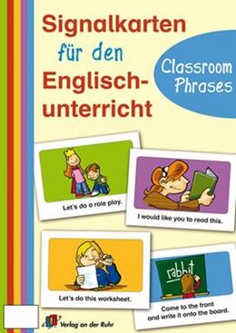 Abbildung von Morgenthau   Classroom Phrases   2007   Signalkarten für den Englischu...