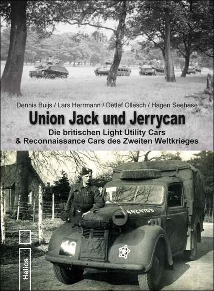 Union Jack und Jerrycan   Ollesch / Buijs / Seehase, 2016   Buch (Cover)