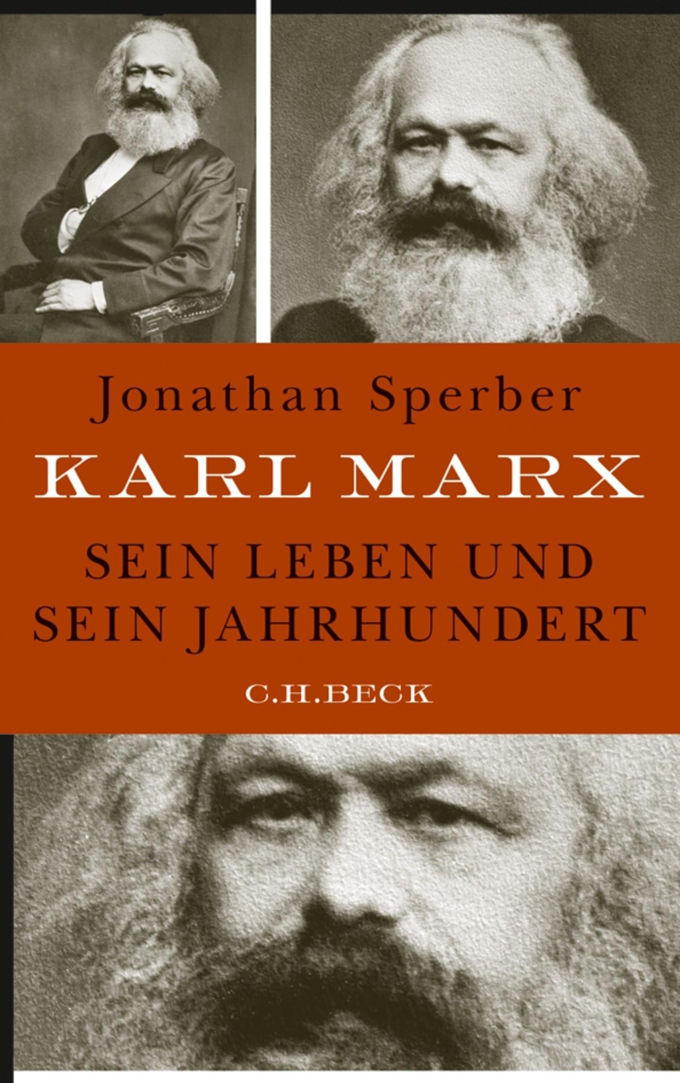 Abbildung von Sperber   Karl Marx   2013