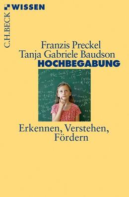Abbildung von Preckel / Baudson | Hochbegabung | 2013 | Erkennen, Verstehen, Fördern | 2786