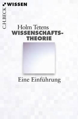 Abbildung von Tetens   Wissenschaftstheorie   1. Auflage   2013   2808   beck-shop.de