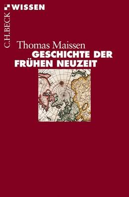 Abbildung von Maissen | Geschichte der Frühen Neuzeit | 2013 | 2760