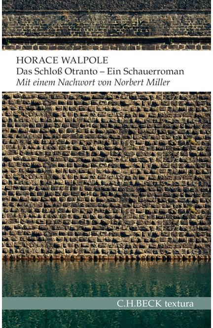 Cover: Horace Walpole, Das Schloss Otranto