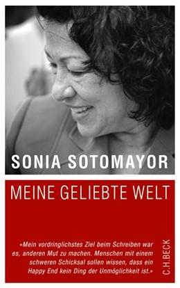 Abbildung von Sotomayor | Meine geliebte Welt | 1. Auflage | 2014 | beck-shop.de