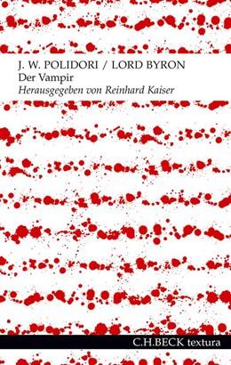 Abbildung von Polidori / Kaiser | Der Vampir | 1. Auflage | 2014 | beck-shop.de