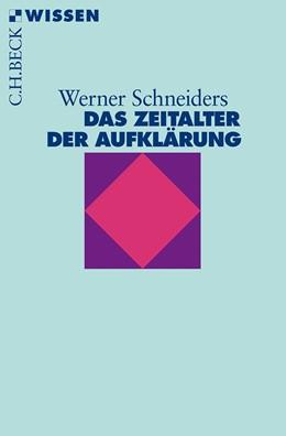 Abbildung von Schneiders | Das Zeitalter der Aufklärung | 5. Auflage | 2014 | 2058