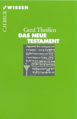 Abbildung von Theißen   Das Neue Testament   5. Auflage   2015   2192