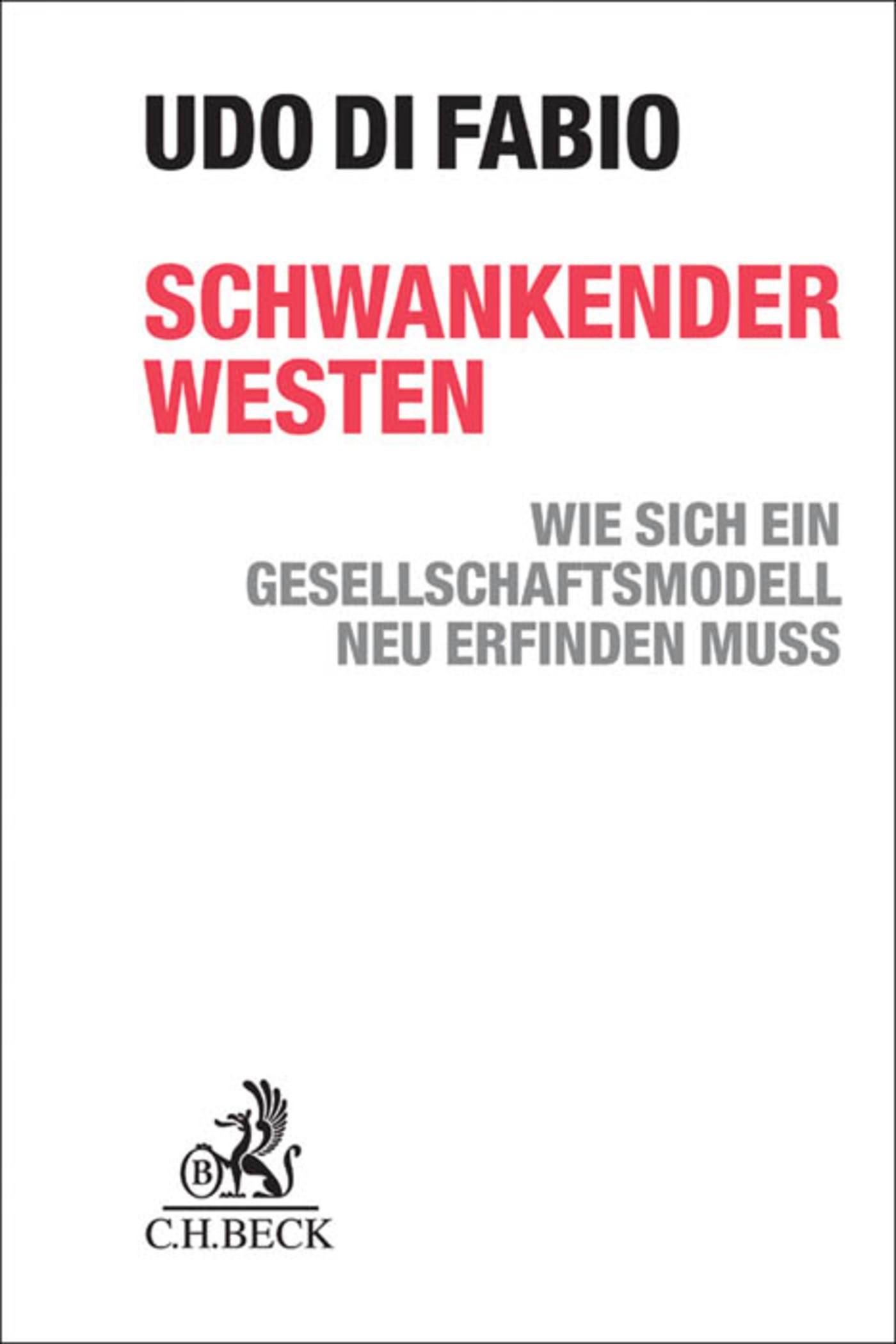 Schwankender Westen | Fabio, 2015 | eBook (Cover)