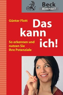 Abbildung von Flott | Das kann ich! | 1. Auflage | 2012 | beck-shop.de