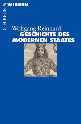 Abbildung von Reinhard | Geschichte des modernen Staates | 1. Auflage | 2016 | 2423 | beck-shop.de