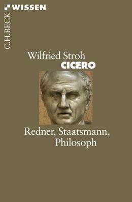 Abbildung von Stroh | Cicero | 2. Auflage | 2011 | Redner, Staatsmann, Philosoph | 2440